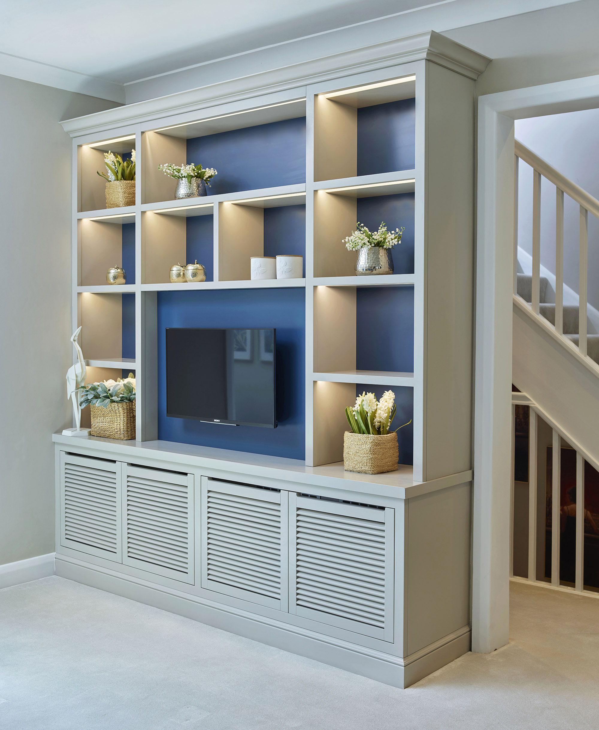 Chelsea Townhouse Wall Cabinets