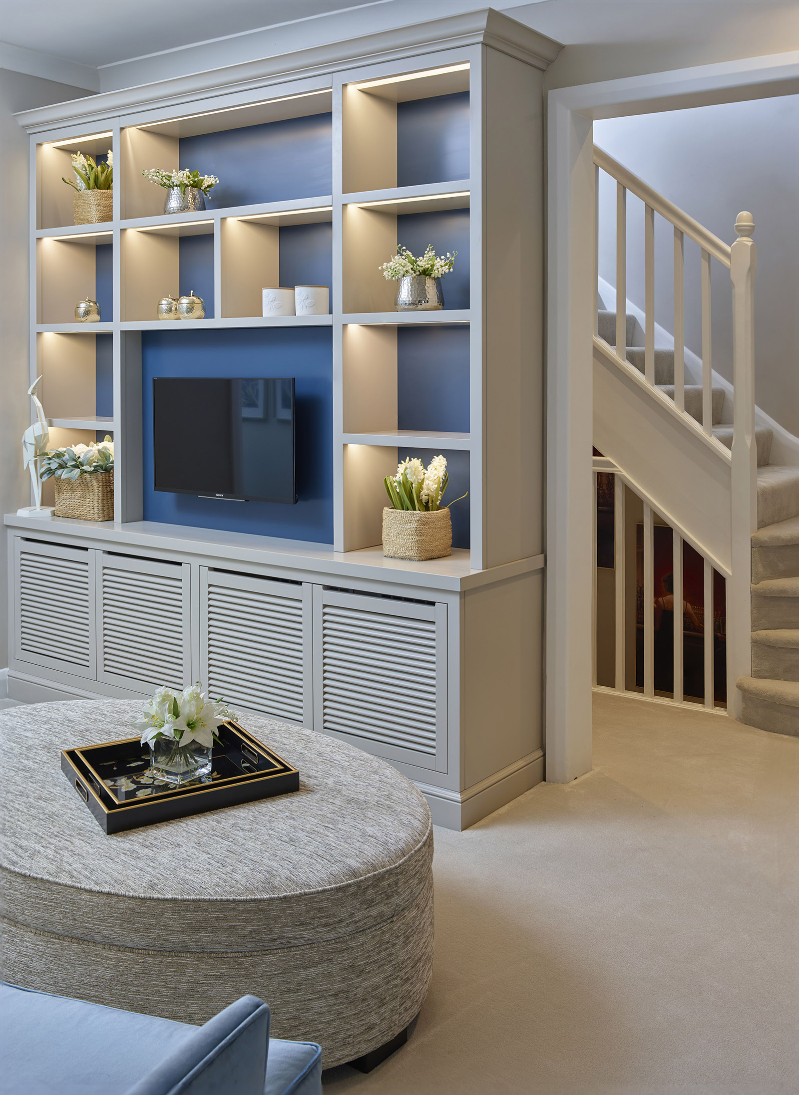 Chelsea Townhouse Seating Area