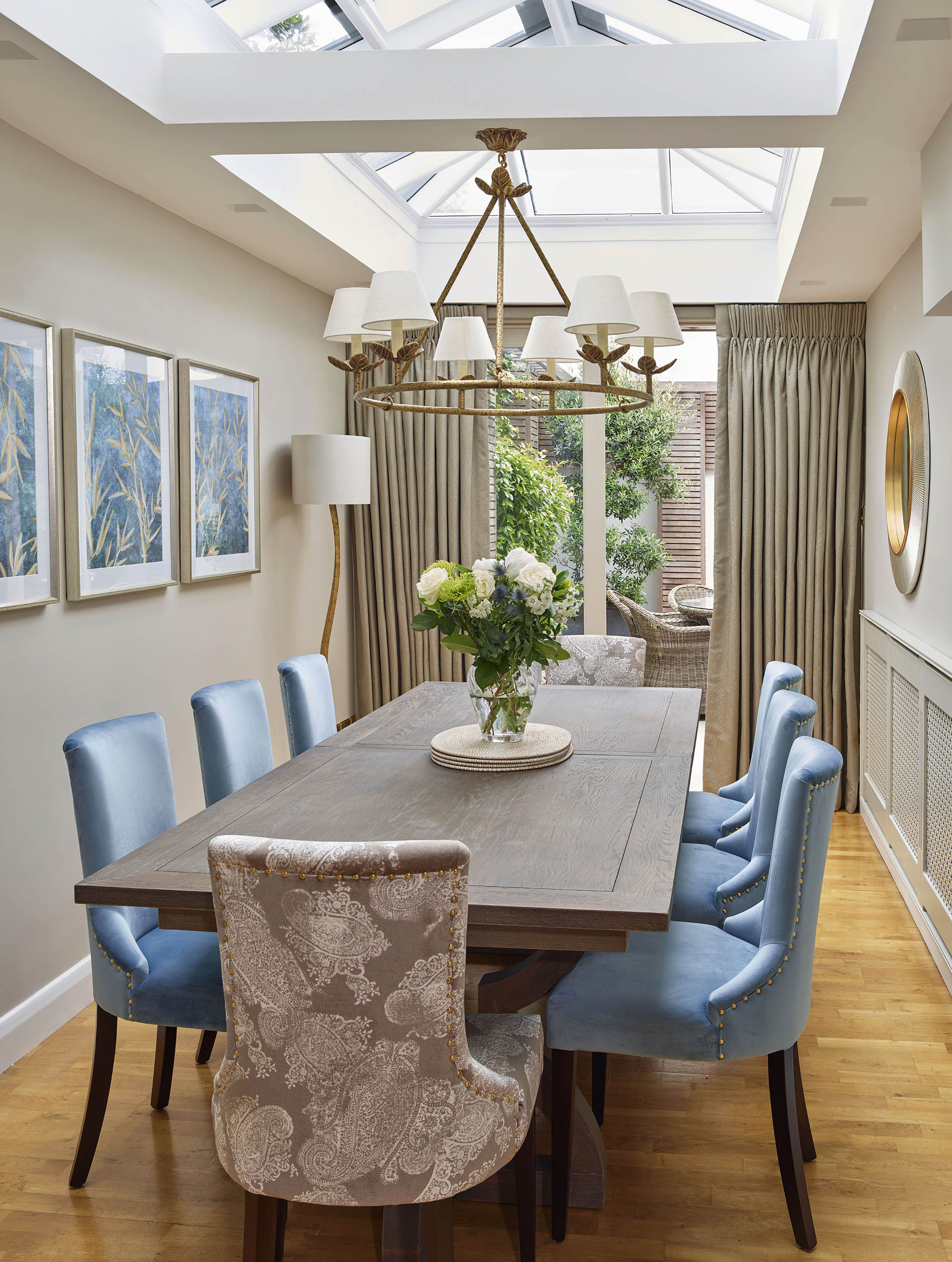 Chelsea Townhouse Dining Room